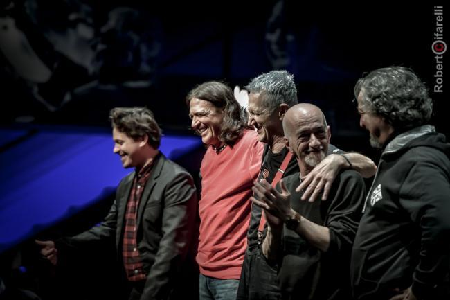 Gigi Cifarelli Fabio Mariani  Antonio Onorato