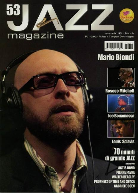 maRIO BIONDI JAZZ MAGAZINEJPG