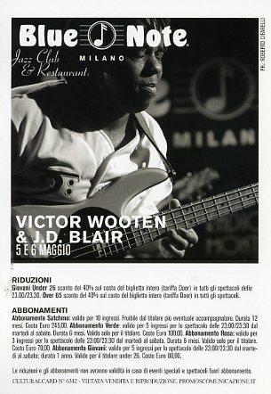 bluenote-2011maggio-victor Wooten
