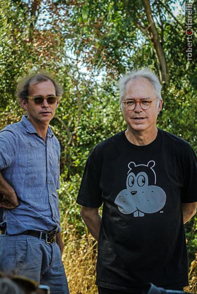 bill frisell Kenny Wollesen