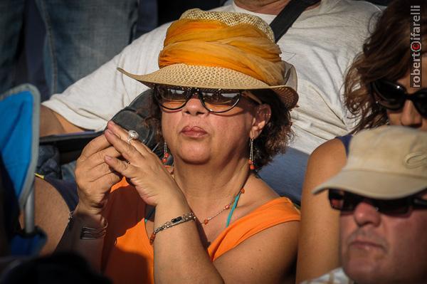 cappelli e pubblico time in jazz