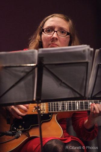 Mary Halvorson