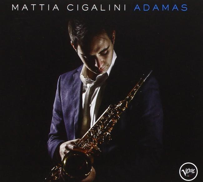 Mattia Cigalini - Adamas (2016)