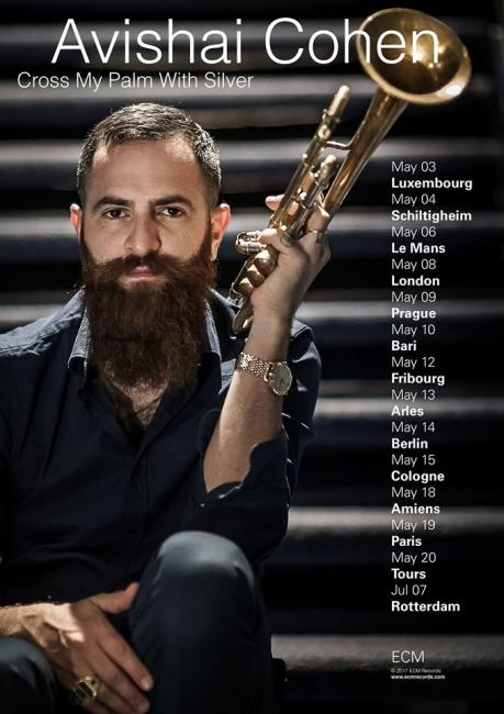 Avishai Cohen tour for ECM