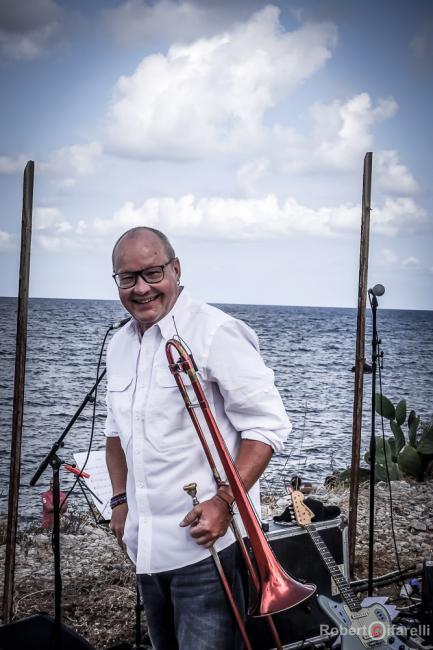 Nils Landgren - Francesco Diodati duo