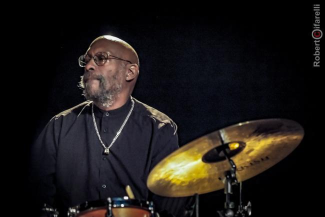 Eric Kamau Gravatt