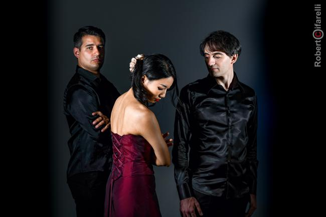 trio Kanon -roberto cifarelli-