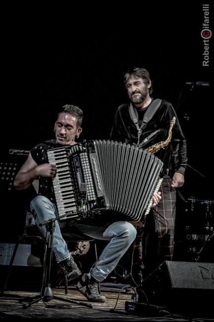 Francesco Bearzatti Carmine Ioanna