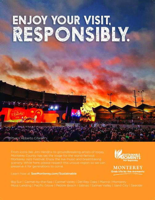 monterey jazz fesival Sustainable Moments MJF19-1