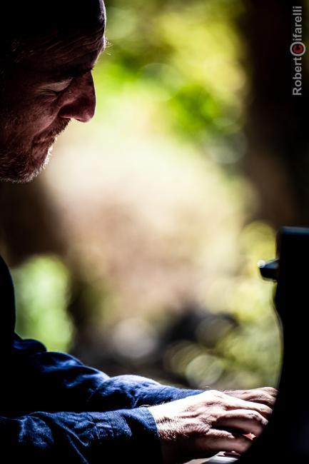 01mostra time in jazz Ramberto Ciammarughi