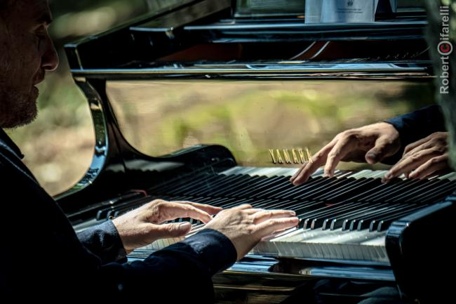 04mostra time in jazz Ramberto Ciammarughi