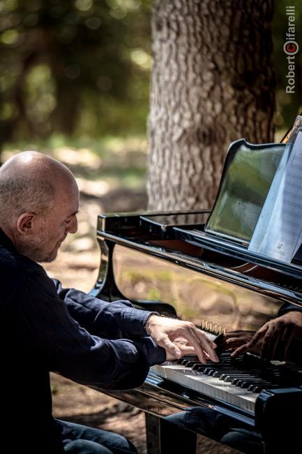 06mostra time in jazz Ramberto Ciammarughi