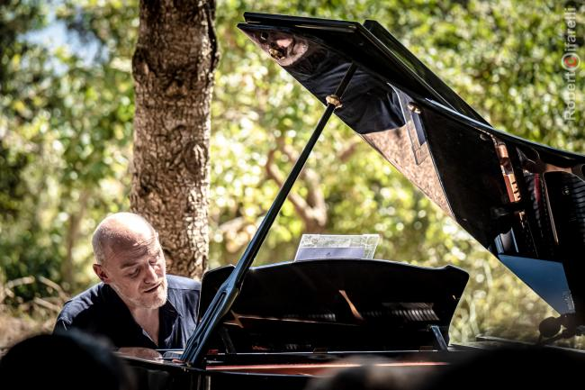 09mostra time in jazz Ramberto Ciammarughi
