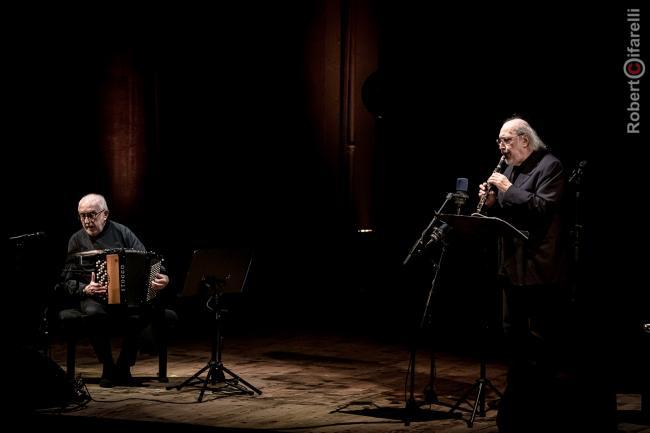 Gianni Coscia Gianluigi Trovesi