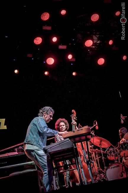 Chick Corea THE SPANISH HEART BAND