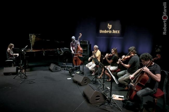 Marco Bardoscia Rita Marcotulli, Anton Berovski, Sonia Peana, Nico Ciricugno, Piero Salvatori